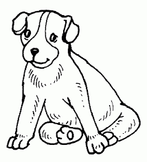 animal coloring pages kids cute kitten