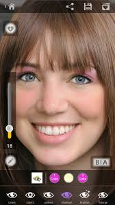 android apkpure perfect365 an app to add makeup effects beautify your pictures before uploading