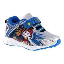 paw patrol light up sneakers boy s paw patrol light up sneakers navy size 9