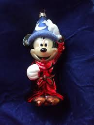 collectible mickey mouse ornaments