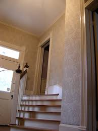 hallways fabric wall covering ideas in hallways corridors or entrance