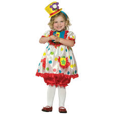 Girls Owl Halloween Costume by Toddler Clown Costumes Toddler Clown Halloween Costume