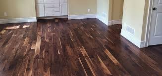 flooring how to install an engineered hardwood floor tos
