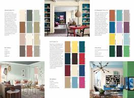 early color forecast 2018 trends lines of design