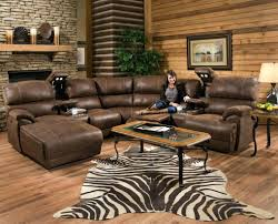 sleeper sectionals for small spaces empire reclining sectional