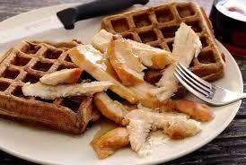 paleo sweet potato waffles recipe paleo newbie
