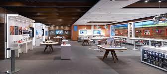 store interior design at u0026t store of the future callisonrtkl