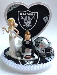 football wedding cake toppers football wedding cake