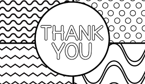 card templates saying thank cards coloring pages beautiful thank