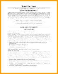 recruiter resume exles recruiter resume exle recruiter resume sle intended for army
