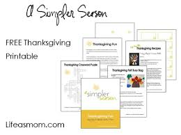 thanksgiving planning tips printables as