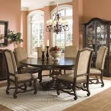 dining room sets 7 piece luxurious 7 piece round dining room set cozynest home