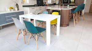 White Gloss Dining Tables And Chairs Modern White Gloss Dining Table 6 Seater Table Uk