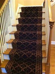 Oak Stair Banister Stair Gorgeous Stair Design With Oak Treads Combine With Brown