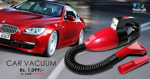 Car Vaccume Cleaner 1 Mini Car Vacuum Cleaner With Light Price In Pakistan 24hours Pk