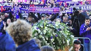 funeral fans davide astori funeral thousands turn out to farewell fiorentina