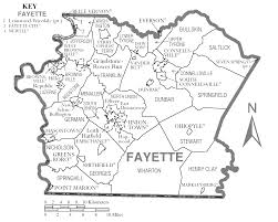 Pennsylvania County Maps by File Map Of Fayette County Pennsylvania Png Wikimedia Commons
