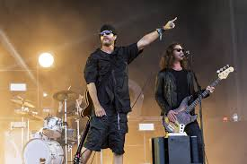 Third Eye Blind In Concert Third Eye Blind To Perform At Lakeview Amphitheater With Silversun