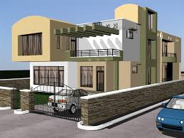 Build Small House by Design Ideas 48 3d Small House Building Plan Residence With