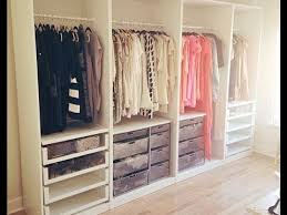 walkin closet first look walk in closet tour youtube