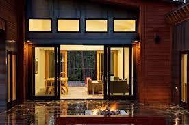 Door Styles Exterior Brilliant Sliding Glass Door Styles For Your Home Exterior Homesfeed