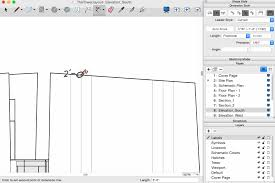 layers and dimensions a smarter layout for 2016 sketchup blog