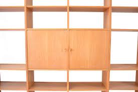 Oak Room Divider Large Room Divider Bookcase Danish Homestore