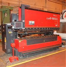 toyokoki hyb 125 138 ton 8 axis cnc electro hydraulic press brake