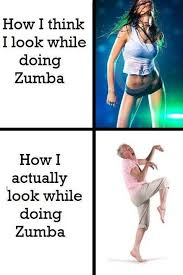 Funny Zumba Memes - i know you can lift but do you zumba imacookiefiend