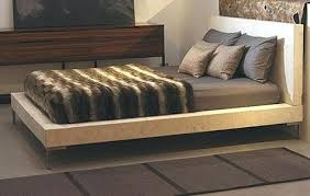 astounding minimalist bed frame bedroom with wooden singapore u2013 ei