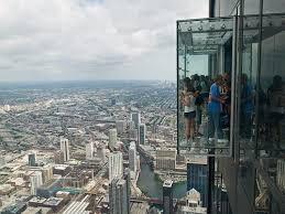 willis tower chicago willis tower glass platform chicago illinois atlas obscura