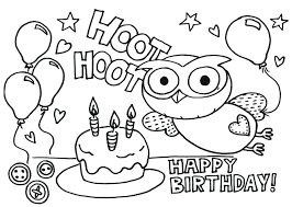skynda unicorn images to color coloring pages happy birthday