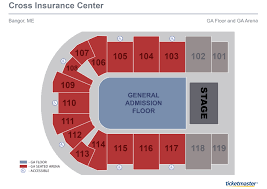 cross insurance center megadeth