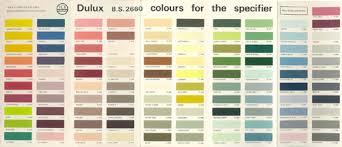 paint colour 1960s paint colours patrick baty historical paint consultant
