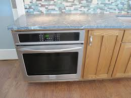 Toaster Oven Under Counter Mission Manning Kitchen Charles R Bailey Cabinetmakers Custom