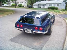chevy corvette wagon hemmings find of the day 1973 chevrolet corvette s hemmings daily