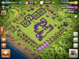 Coc Map Top 10 Funny Clash Of Clans Base Top Ten Funny Coc Base