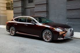 lexus expedition vehicle 2018 lexus ls reviews and rating motor trend
