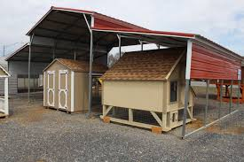 pine creek 46x21 barn style carport shed sheds in martinsburg wv
