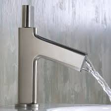 Single Handle Bathroom Faucets by Kraus Ino Single Hole Single Handle Bathroom Faucet U0026 Reviews