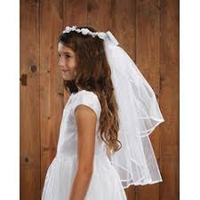 1st communion veils communion veils