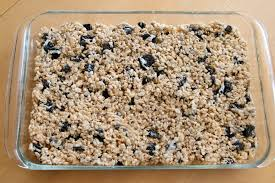 cookies and cream rice krispies treats great recipe for a bake