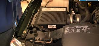 how to replace the engine air filter on a 99 06 chevy silverado