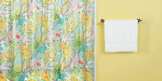 Cloth Shower Curtains Shower Delight Perfect Colorful Fabric Shower Curtains