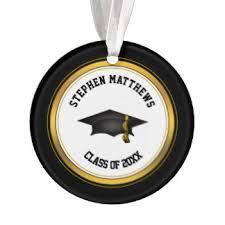 personalized graduation ornaments graduation ornaments keepsake ornaments zazzle