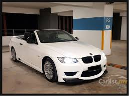 bmw 3 series e93 convertible bmw 320i 2007 m sport 2 0 in kuala lumpur automatic coupe white