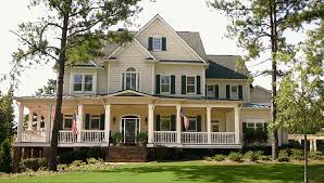 Wood American Style House Plans HOUSE STYLE DESIGN Simple