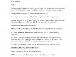 description of job duties for cashier taco bell cashier job description paso evolist co