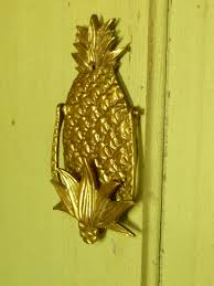 decorating ideas exquisite picture gold metal brass pineapple