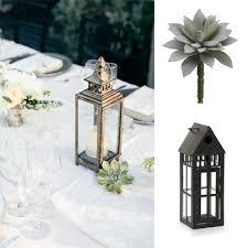Lantern Centerpieces Wedding Five Wedding Centerpieces Under 25 Afloral Com Wedding Blog